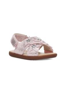 UGG® Allairey Stars Sandal (Baby)