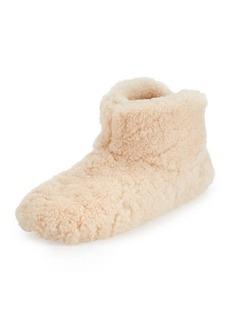 UGG Amary Sheepskin Fur Slipper Bootie