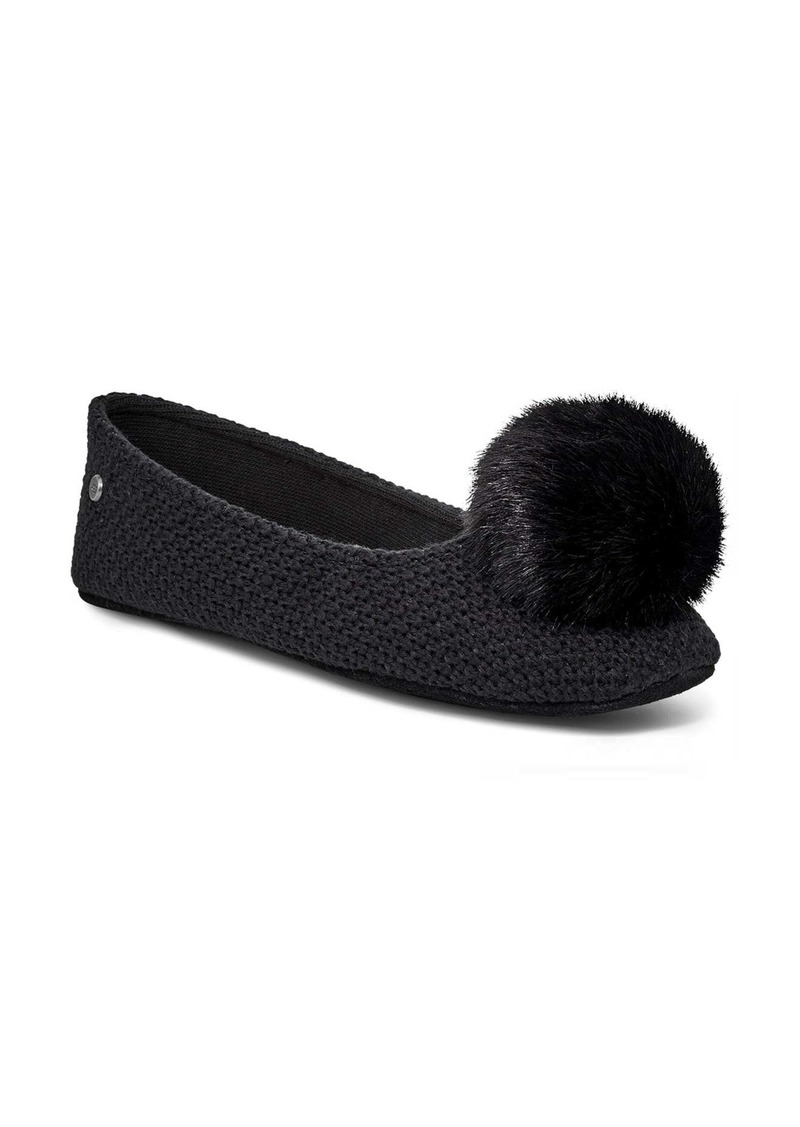 UGG® Andi Pompom Slipper (Women)