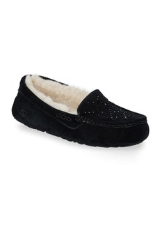 UGG Ansley Swarovski Crystal Embellished Slippers
