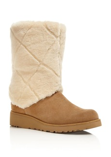 UGG� Ariella Luxe Shearling Boots