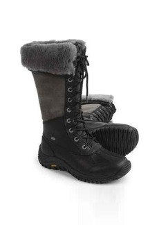 UGG® Australia Adirondack Tall Boots - Waterproof, Leather (For Women)
