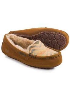 UGG® Australia Ansley Pendleton Slippers - Nubuck (For Women)