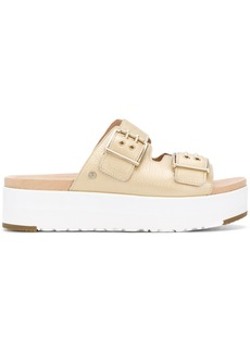 Ugg Australia Cammie sandals - Metallic