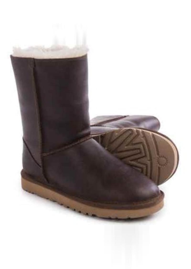 UGG® Australia Classic Short-Zip Boots (For Women)