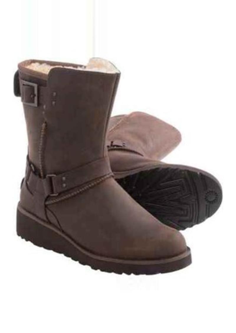 03ec58d05b0 ® Australia Maddox Leather Boots (For Women)