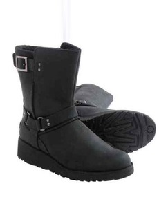 UGG® Australia Maddox Leather Boots (For Women)