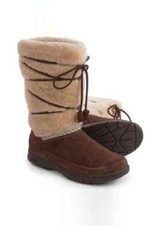 UGG® Australia Maxie Winter Boots - Suede, Sheepskin (For Women)
