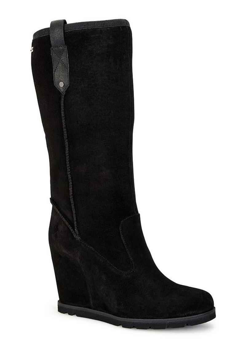 Ugg Ugg 174 Soleil Tall Wedge Boots Shoes