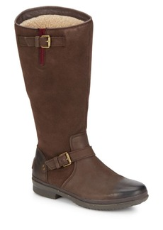 UGG Australia Thomsen UGGpure-Lined Suede & Leather Boots