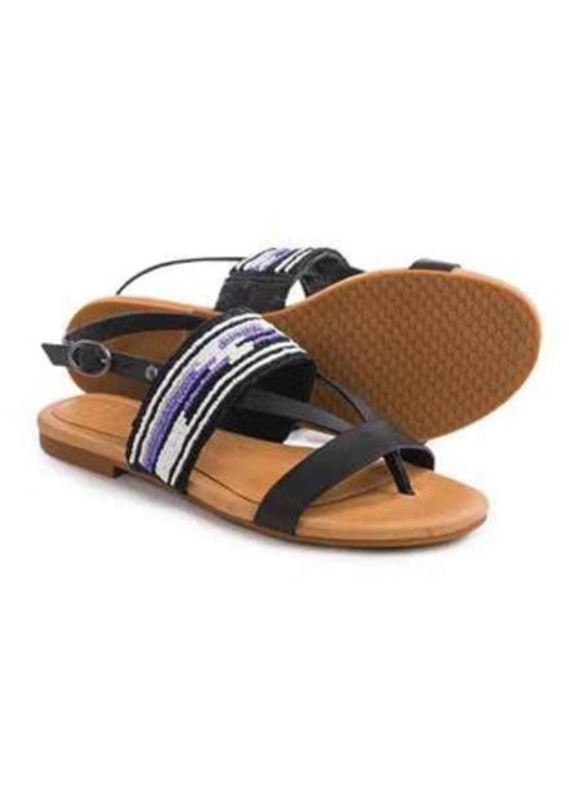 UGG® Australia Verona Serape Beads Sandals - Leather (For Women)