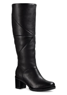 UGG� Avery Leather and Sheepskin Tall Boots