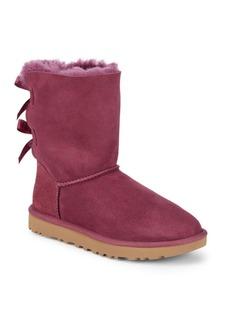 UGG Bailey Bow II Shearling Boots