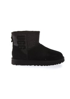 UGG Black Classic Suede Boots