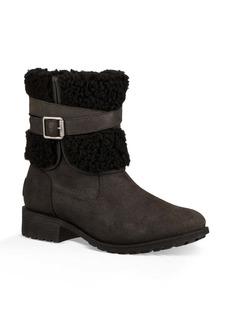 UGG® Blayre III Wool Cuff Bootie (Women)