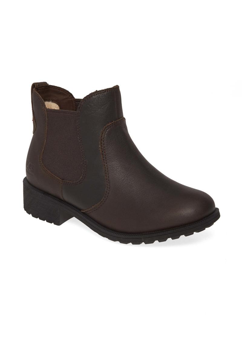 UGG® Bonham III Waterproof Chelsea Boot (Women)