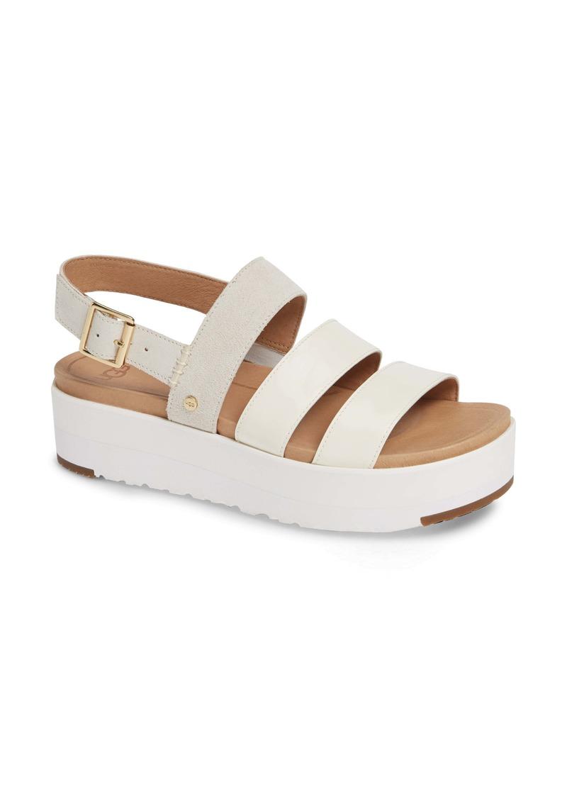 UGG® Braelynn Flatform Sandal (Women)