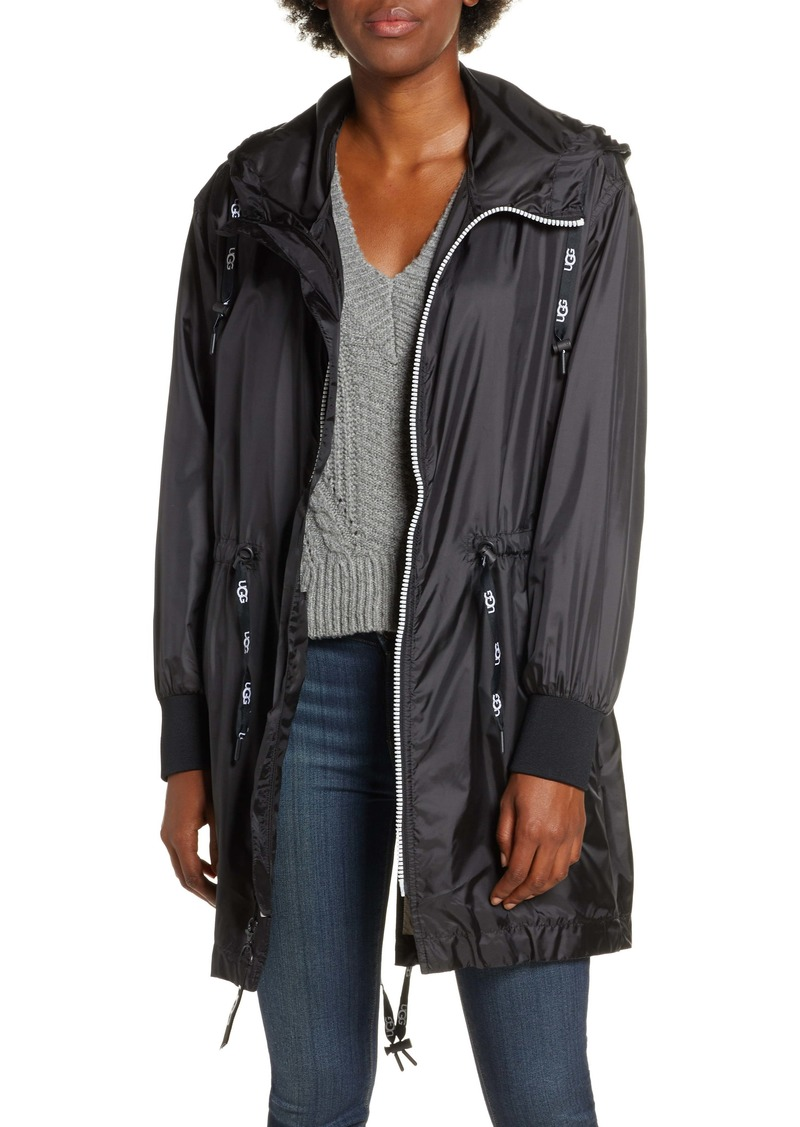 UGG® Brittany Hooded Water Resistant Parka