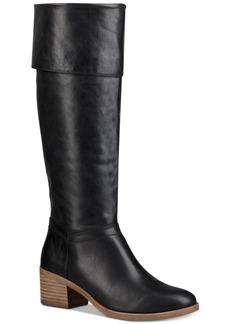 Ugg Women's Carlin Block Heel Tall Boots