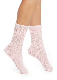 UGG® Chenille Metallic Crew Socks