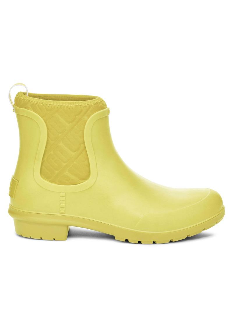 UGG® Chevonne Chelsea Waterproof Rain Boot (Women)