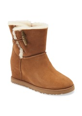 UGG® Classic Femme Toggle Wedge Boot (Women)