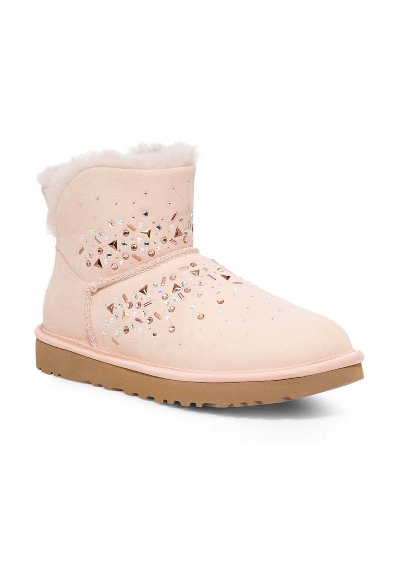 UGG® Classic Galaxy Bling Mini Bootie (Women)