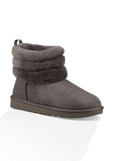 UGG® Classic Mini Fluff Quilted Boot (Women)