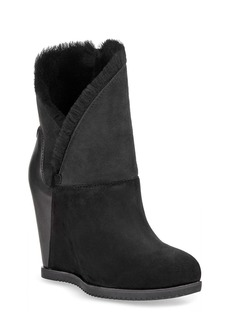 UGG® Classic Mondri Cuff Wedge Boot (Women)