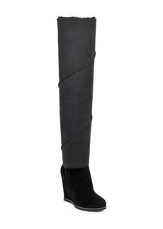 UGG® Classic Mondri Over the Knee Wedge Boot (Women)