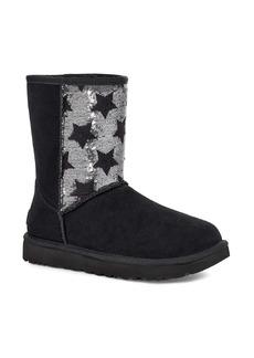 UGG® CLASSIC Sequin Stars Short Boot