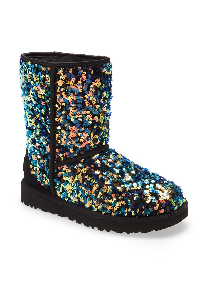 UGG® Classic Stellar Sequin Boot (Women)
