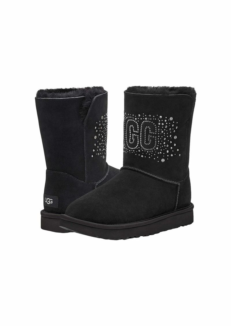 UGG Classic Ugg Bling Short Boot  Size