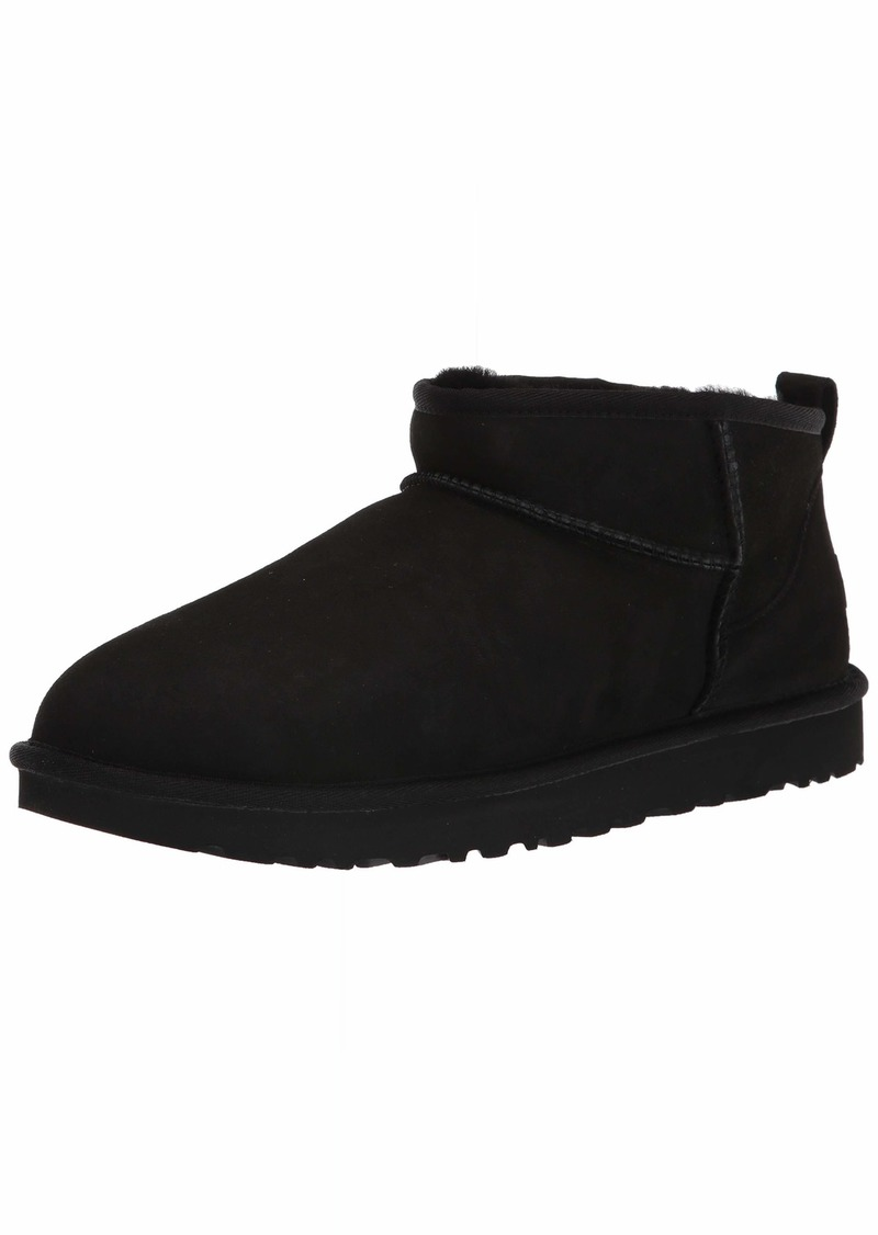 UGG womens Classic Ultra Mini Ankle Boot   US