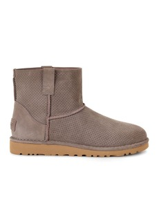 UGG� Classic Unlined Mini Perforated Booties