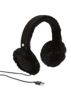UGG® Collection Genuine Shearling Bluetooth® Earmuffs