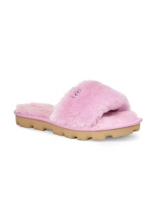 UGG® Cozette Genuine Shearling Slide (Women)