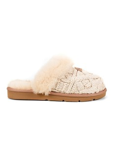 "UGG® ""Cozy Cable"" Slippers"