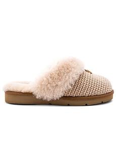 UGG Cozy Knit Slipper