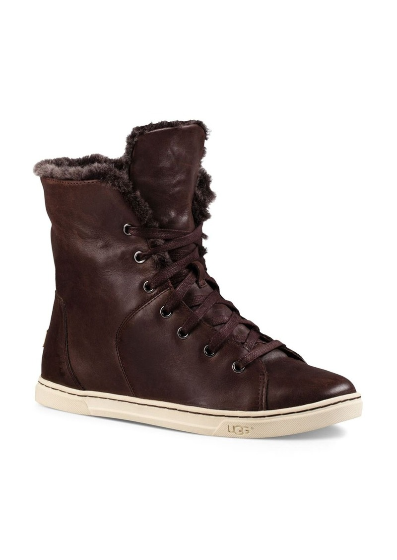 UGG� Croft Luxe Quilted Sneakers