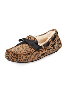 UGG Dakota Leopard Bow-Tie Slipper
