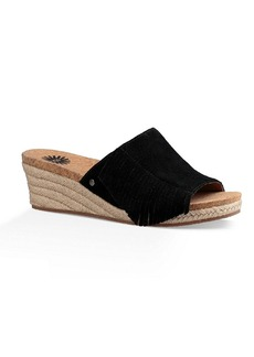 "UGG® ""Danes"" Wedge Slide Sandals"