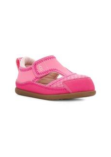 UGG® Delta T-Strap Sandal (Walker & Toddler)