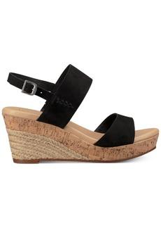Ugg Elena Wedge Sandals