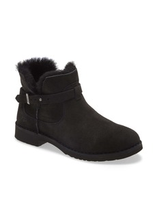 UGG® Elisa Genuine Shearling Bootie (Women)