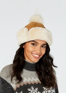 Ugg Flap Shearling Hat