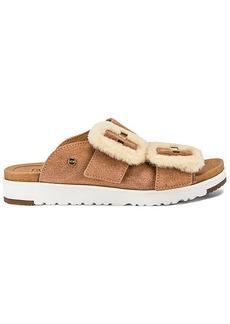 UGG Fluff Indio Sandal