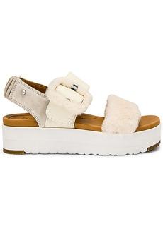 UGG Fluff Sandal