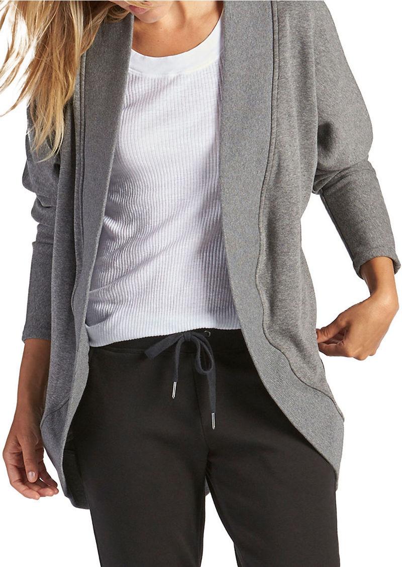 UGG UGG Fremont Double-Knit Fleece Wrap Cardigan  737f803d4