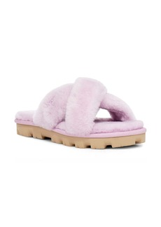UGG® Fuzzette Genuine Shearling Slipper (Women)